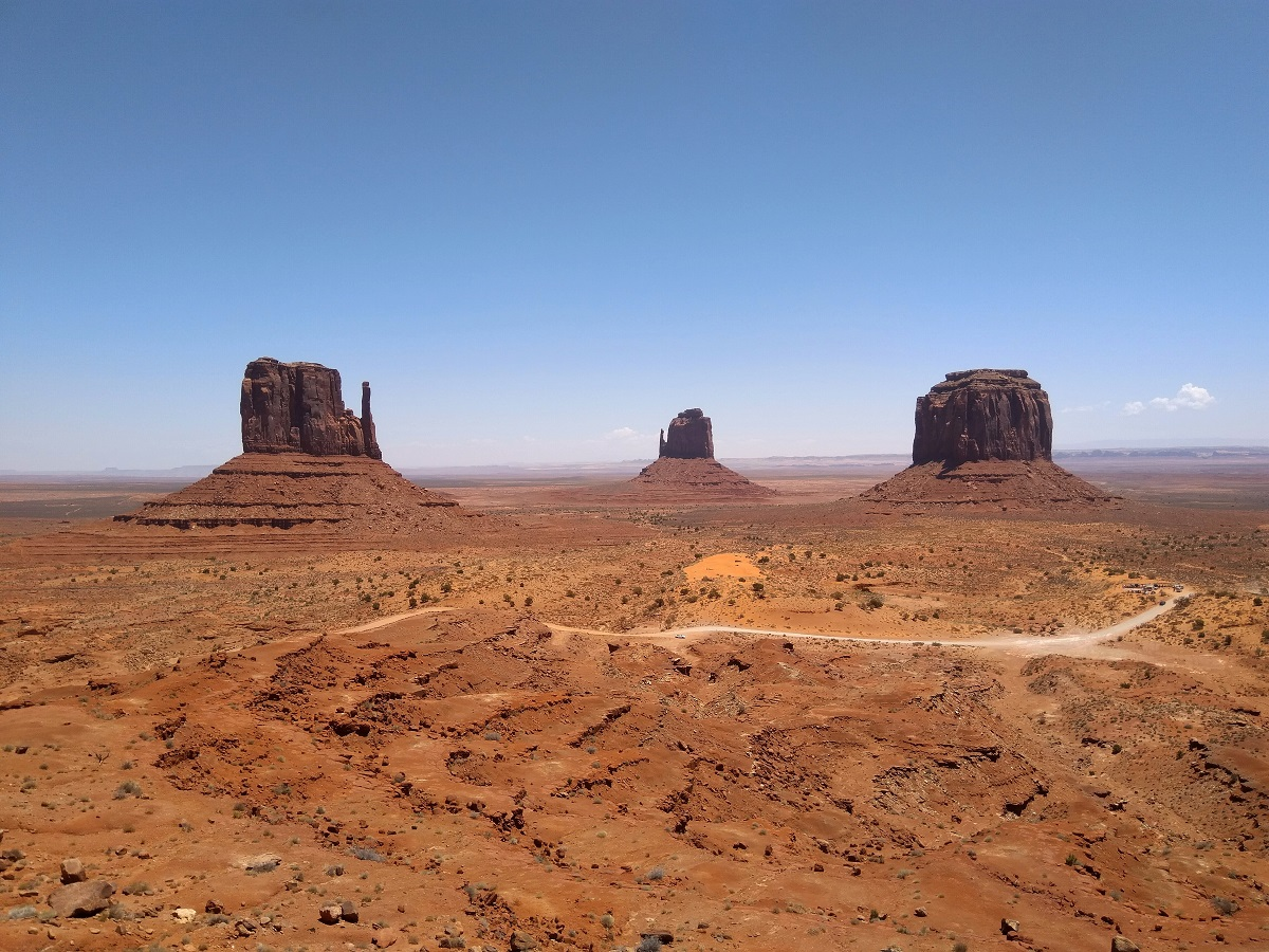 Far West Monument Valley