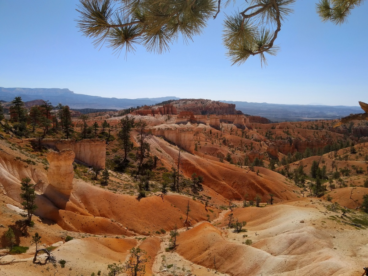 Far West Bryce Canyon