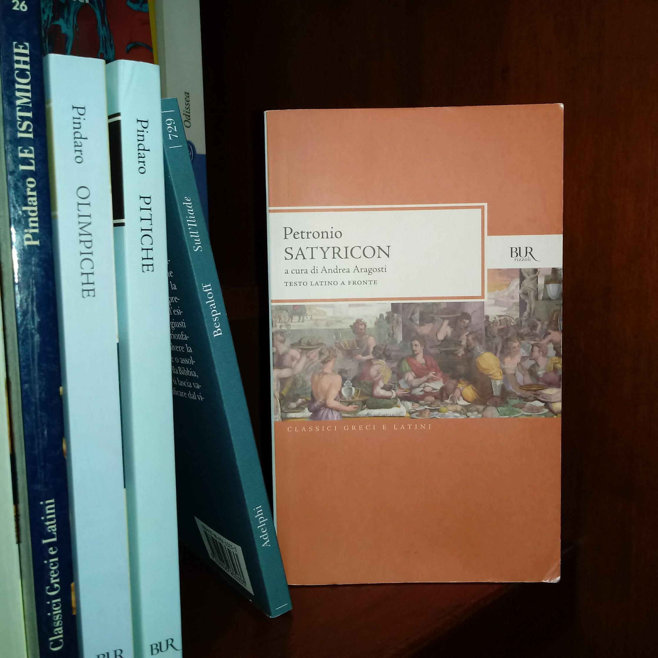 Petronio - Satyricon