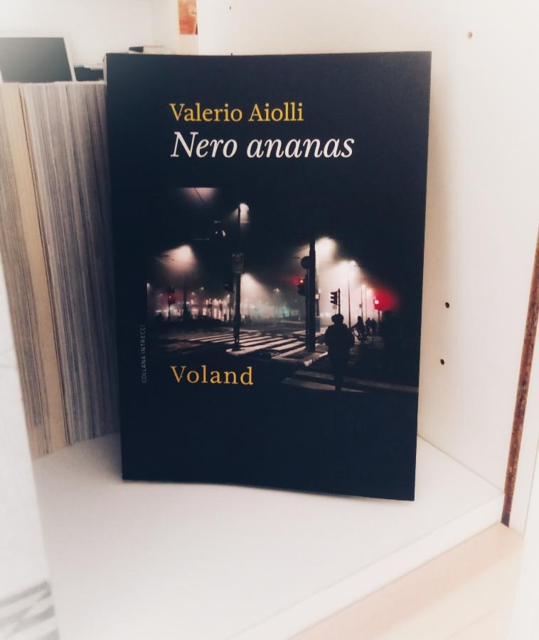 Valerio Aiolli - Nero ananas