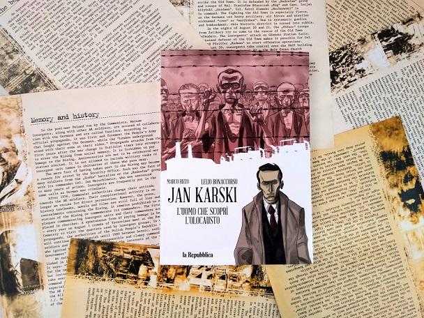 Jan Karski l'uomo che scoprì l'olocausto