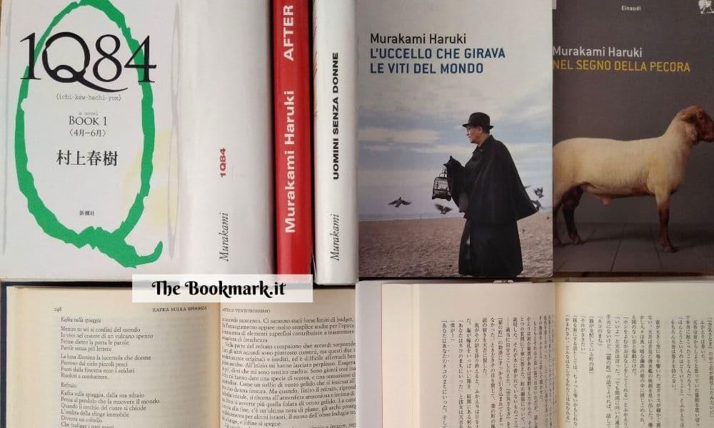 murakami haruki libri