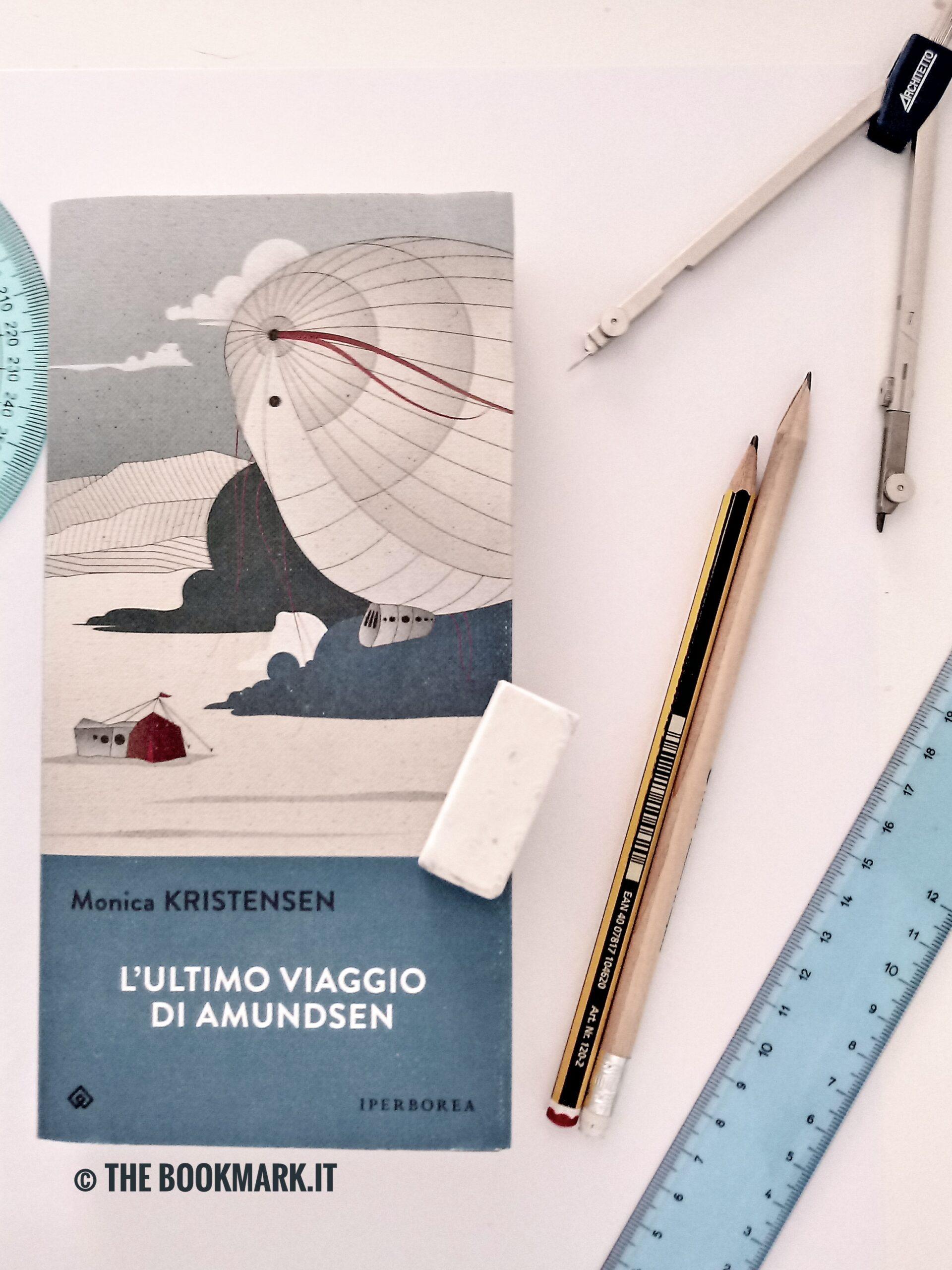 Monica Kristensen - L'ultimo viaggio di Amundsen