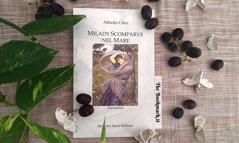 Milady scomparve nel mare