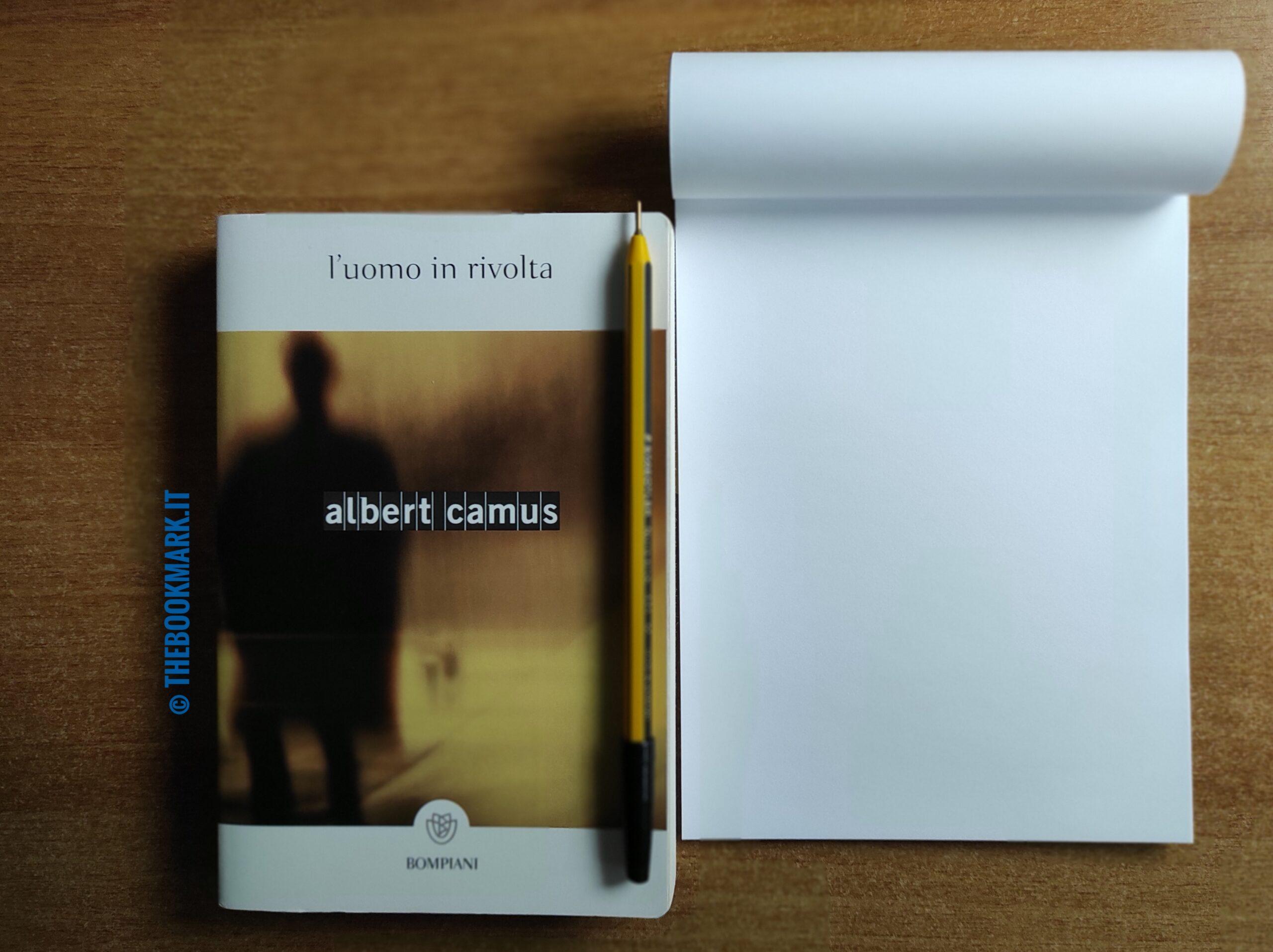 Albert Camus: la rivolta e il destino